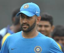 MS Dhoni likely to head into India-England ODI series without official game time