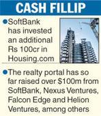 SoftBank pumps more money into Housing