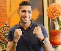 Will announce my comeback fight opponent next month: Amir Khan
