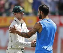 Aussie media calls Virat Kohli 'classless' and 'childish'