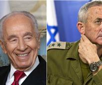 'Talking encyclopedia' Peres asked ex-IDF chiefs to enter politics