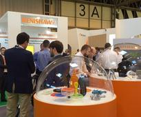 Renishaw exhibits its additive manufacturing and vacuum casting expertise at TCT show