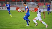 FC Dinamo Minsk 1-1 Serbia's Vojvodina in UEFA Europa League third qualifying round