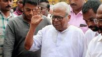 Bar bribery case: VS Achuthanandan demands probe into role of former CM Chandy, HM Chennithala
