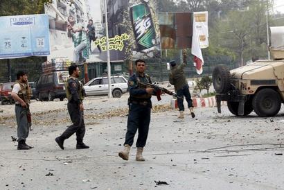 Bombings in Kandahar; UAE envoy, governor injured; 9 killed