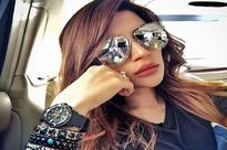 Shama Sikander's swag, sports two bold looks for her fresh outings