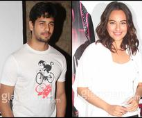 ITTEFAQ or something else: Sidharth Malhotra reserves his dates for Sonakshi Sinha - News