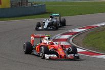 Raikkonen: Gap to Mercedes is swinging