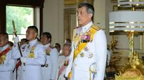 Thai dissident arrested for sharing new king article on Facebook
