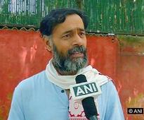 Swaraj India led by Yogendra Yadav to contest in Karnataka polls