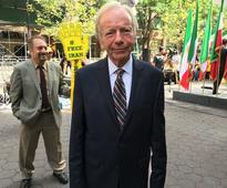 Joseph Lieberman: Iran's Regime Has More Blood on Its Hands Than North Korea