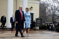 Trump inaugural speech: New US President says, 'I will fight for you with every breath in my body'