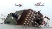 One dead as ferry with over 470 passengers sinks off South Korea