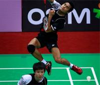 Indonesian Ahmad-Natsir clinch India Open mixed doubles