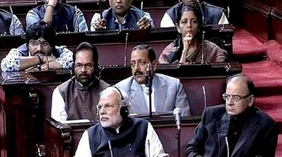 BJP will have upper hand in Rajya Sabha by April 2018