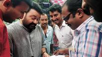 Mohanlal in short film on road safety