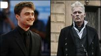 Daniel Radcliffe addresses Johnny Depp casting in 'Fantastic Beasts'