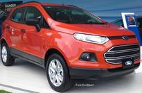 Ford EcoSport at Gran Concurso Internacional de Elegancia 2013