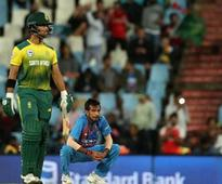 Klaasen, Duminy help South Africa level series