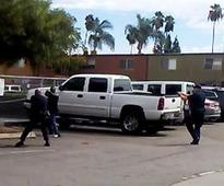 Police release video of officers shooting California man