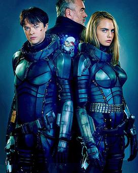 The Valerian Contest: Win FREE Tickets!