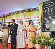 St. Lawrence Shrine at Attur proclaimed as minor basilica