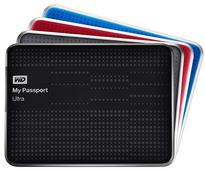WD My Passport Ultra is fast and compact