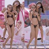 Priyanka Chopra hits Miami beach with Adriana Lima, pics go VIRAL!