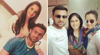 Shoaib Malik spends quality time with bae Sania Mirza