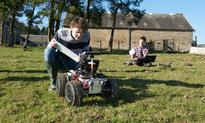 Robotic arm technology to help reduce the environmental impact of farming