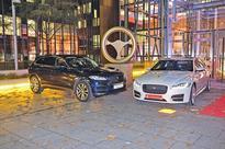 Jaguar XF wins Golden Steering Wheel Award for best saloon car