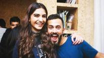 Watch Video: Sonam Kapoor goofing around with rumoured beau Anand Ahuja!