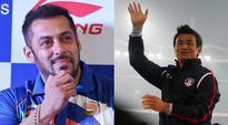 I don't see anything wrong if Salman Khan promotes sport for India at Rio, says Bhaichung Bhutia