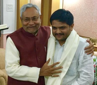Modi-Nitish dosti: Bihar CM to skip Hardik's rally