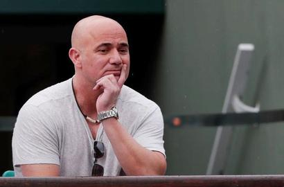 'It's time for me to take care of this guy': Agassi on Djokovic
