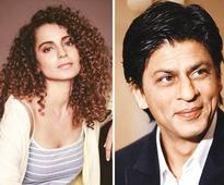 Speculation: King Khan, Queen Kangana to work together?