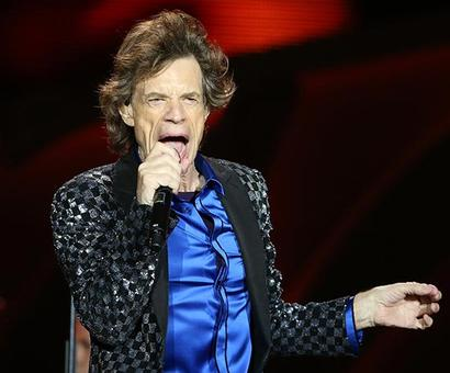 Rolling Stone Mick Jagger father again at 73