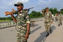 Nepal detains 13 SSB personnel along border