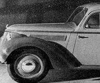 Netaji Subhas Chandra Bose's great escape limo to zoom again