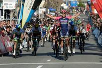 Cimolai wins sprint, Quintana holds onto Tour of Catalonia lead