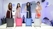 Cowa Robotic suitcase follows its owner around the airport