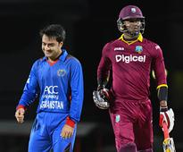 West Indies vs Afghanistan, 3rd T20: Marlon Samuels' 89 helps hosts complete sweep with 7