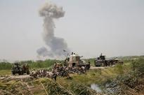 Iraqi army storms to edge of Islamic State-hel...