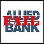 5th Bank Failure of the Year: Allied Bank of Mulberry, AR Seized by FDIC