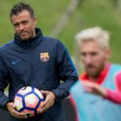 Coach Luis Enrique upbeat as Barcelona welcome back Lionel Messi