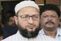 BJP brands Owaisi anti-national for aid offer to 'IS men', calls for action