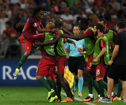 Portugal beat Poland via penalties to enter Euro semis