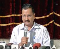 Kejriwal accuses Modi govt. of 'shielding' MP Maheish