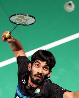 World C'ships: Sindhu assures India a medal; Srikanth knocked outa
