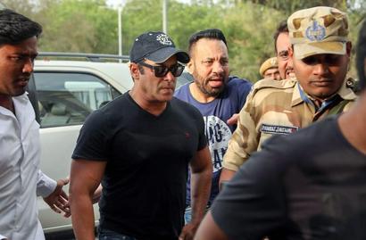 Court cancels arrest warrant against Salman in hit-and-run case